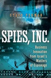Spies, Inc by Stacy Perman