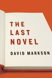 The Last Novel PDF