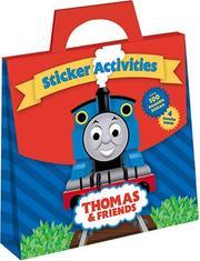 Thomas Sticker Activity Pack PDF