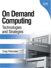 On Demand Computing by Craig Fellenstein