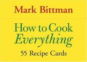 How to Cook Everything PDF