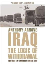 Iraq by Anthony Arnove