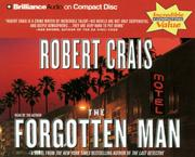 Cover of: Forgotten Man, The (Elvis Cole) by Robert Crais