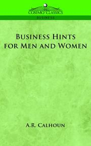 Business Hints for Men and Women PDF