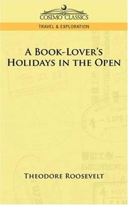 A Book-Lover's Holidays In The Open PDF