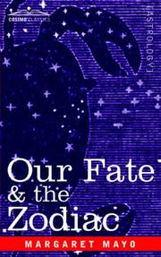 Our Fate And The Zodiac PDF