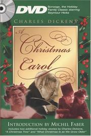 Cover of: A Christmas carol by Joss Whedon