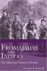 Fromajadas and indigo by Kenneth H. Beeson