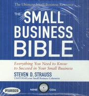 The Small Business Bible PDF