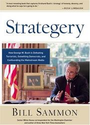 Strategery by Bill Sammon