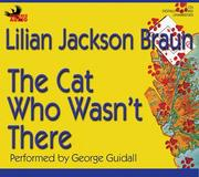 The Cat Who Wasn't There (Cat Who... (Audio)) PDF