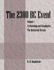 The 2300 BC Event by M. M. Mandelkehr