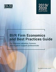 BVR Firm Economics and Best Practices Guide