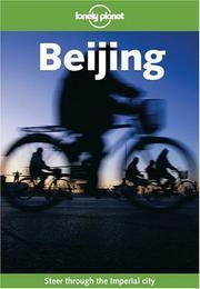 Lonely Planet Beijing PDF