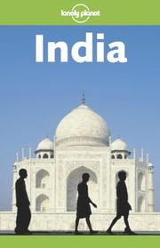 Lonely Planet India PDF