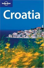 Lonely Planet Croatia PDF