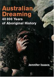 Australian Dreaming by Jennifer Isaacs