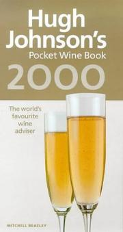 Hugh Johnson's pocket wine book by Hugh Johnson