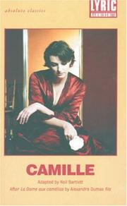 Cover of: Camille by Neil Bartlett, Alexandre Dumas
