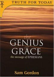Genius of Grace (Truth for Today) PDF