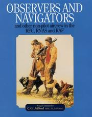 Observers and Navigators by C. G. Jefford