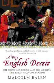 A very English deceit PDF