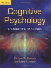Cognitive psychology; a student's handbook