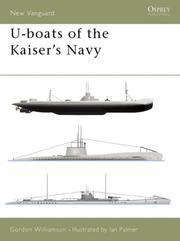 U-boats of the Kaiser's Navy PDF