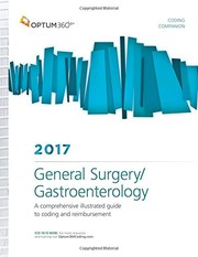 Coding Companion for General Surgery/Gastroenterology 2017