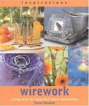 Wirework by Karin Hossack