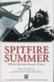 Spitfire Summer When Britain Stood Alone PDF