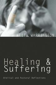 Healing and Suffering PDF