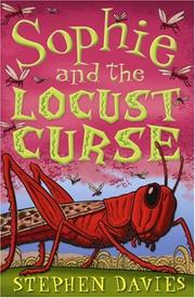 Cover image for Sophie And The Locust Curse