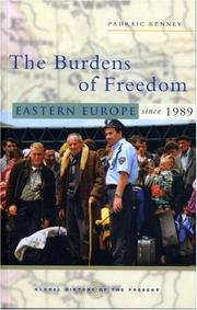 The Burdens of Freedom by Padraic Kenney