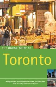 The Rough Guide to Toronto 3 PDF