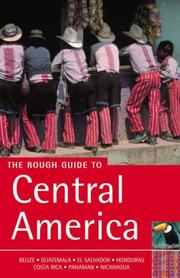 The Rough Guide to Central America 3 PDF