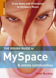 The Rough Guide to MySpace  &  Online Communities 1 PDF