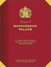 Dinner at Buckingham Palace PDF