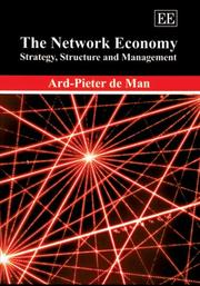 The network economy by Adrianus Pieter de Man