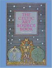 Celtic Art Source Book by Courtney Davis