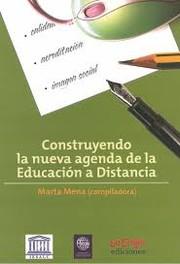 Construyendo la nueva agenda de la educación a distancia