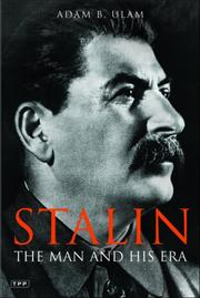Stalin's Spy by Robert Whymant