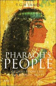 Pharaoh&#39;s people by T. G. H. James