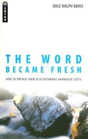 The Word Became Fresh PDF