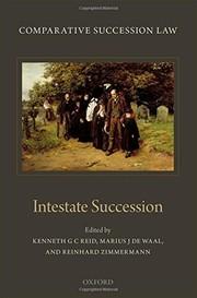 Comparative Succession Law : Volume II