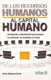 De los recursos humanos al capital humano