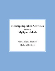 Heritage Speaker Activities -- Access Card -- powered by MyLab Spanish
