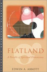 Cover of: Flatland | Edwin Abbott Abbott