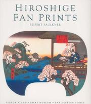 Hiroshige Fan Prints by Rupert Faulkner
