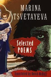 Poems by Marina TSvetaeva